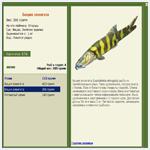 Садок с пойманной рыбой
